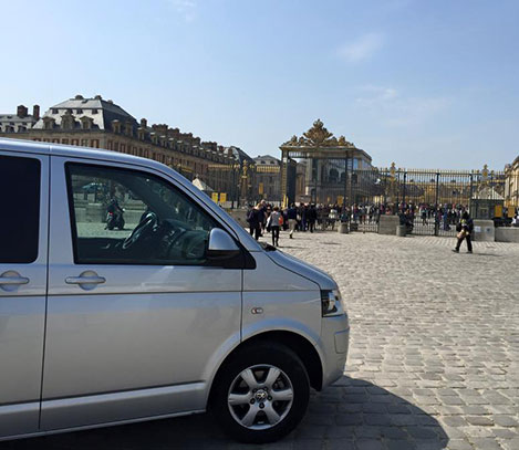 Paris Airport Shuttle pas cher